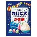 アサヒフードカルピスソフトキャンディかき氷仕立て77g×6袋入