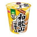 【期間限定特価】エースコック飲み干す一杯 和歌山 こってり中華そば67g×12食入