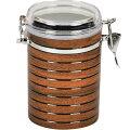 【キッチンをおしゃれに】コーヒーを湿気から守る保存容器♪シンプルな茶筒やコーヒー缶は?