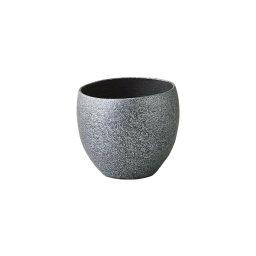 73489 波佐見焼 銅器彩 カップ 黒 350ml