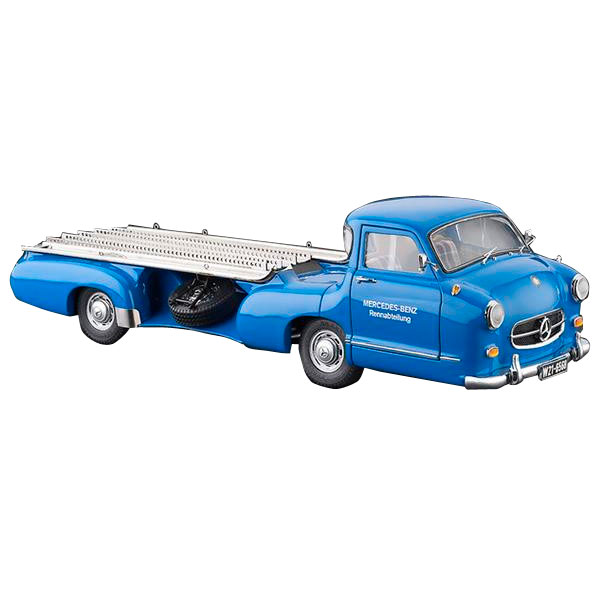 CMC シーエムシー メルセデス ベンツ レーシングトランスポーター 1955 1 18スケール M-143