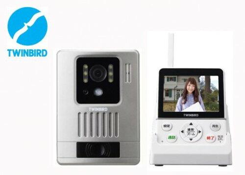 ワイヤレスカメラ付きインターホン カメラ付きインターホン ワイヤレスインターホン