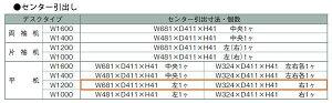 SEIKOFAMILY(生興)日本製LCSシリーズ(ホワイトタイプ)W1200平机LCS-127HWW