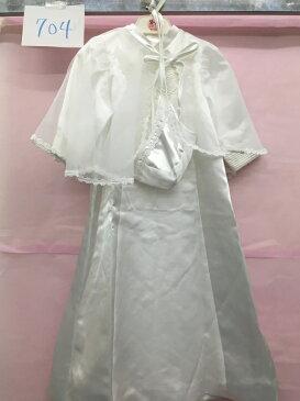 【訳あり特価】新生児ドレス 最終処分特価 704