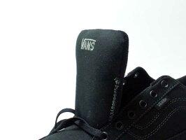 【Vans】CANVASBEARCAT/ベアキャットキャンバス・black/black(日本未展開レアシューズ・90年代スケートシューズリプロダクト)
