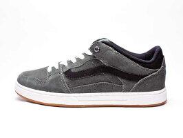 【Vans】BAXTER/バクスター・charcoal/black/white(日本未展開レアシューズ・90年代スケートシューズリプロダクト)