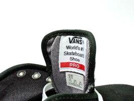 【VansSkatePro】CHIMAESTATEPROSUEDE/チマエステートプロスエード・black/white(チマファーガソンミッドモデル・プロ仕様のスケートライン・クッショニング抜群!大人のリッチなVANS)