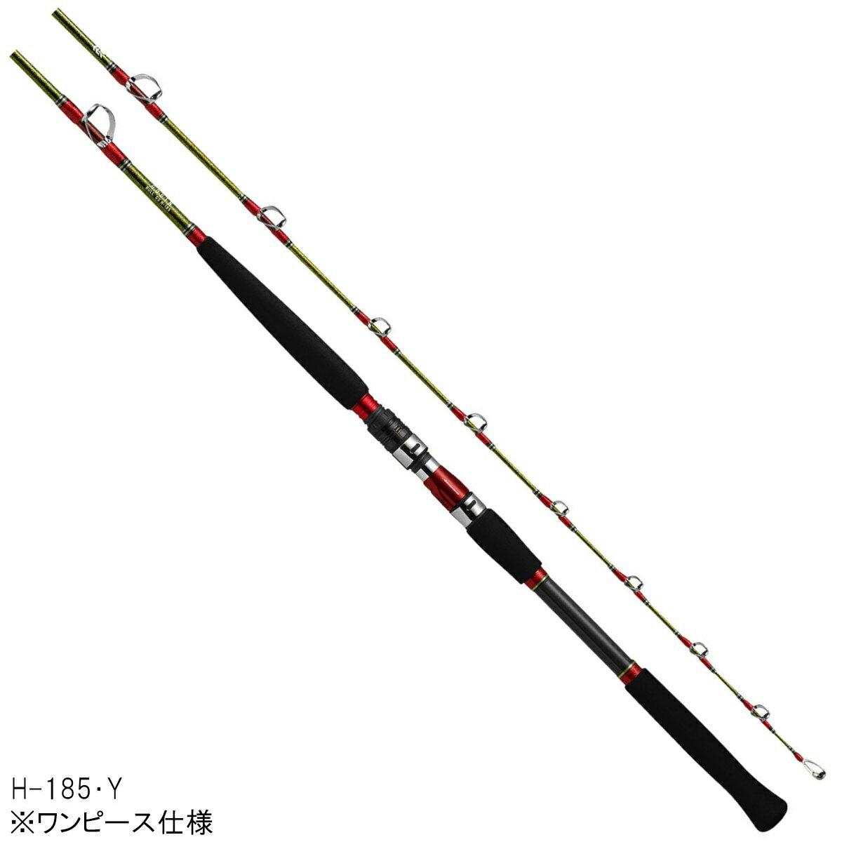フィッシング, ロッド・竿 10W GS H-185Y