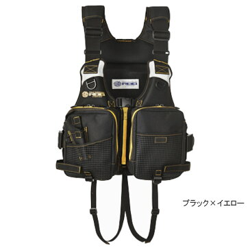 RBB ゲームベスト16 No.8723 フリー ブラック×イエロー(東日本店)