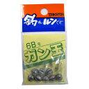 釣具のポイント東日本 楽天市場店で買える「タカタ ガン玉P 6B(東日本店」の画像です。価格は60円になります。