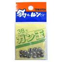 釣具のポイント東日本 楽天市場店で買える「タカタ ガン玉P 3B(東日本店」の画像です。価格は60円になります。
