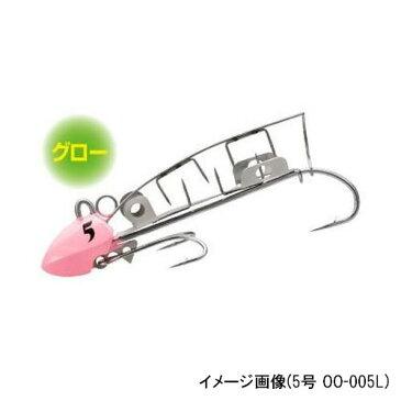 シマノ 太刀魚ゲッター ツイン噛む 4号 OO−004L 02T(グローピンク)(東日本店)