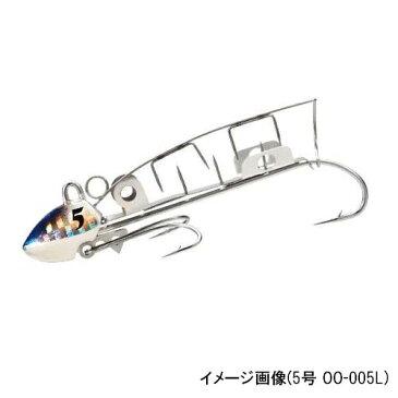 シマノ 太刀魚ゲッター ツイン噛む 4号 OO−004L 07T(キビナゴ)(東日本店)