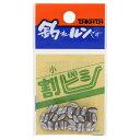 釣具のポイント東日本 楽天市場店で買える「タカタ 割ビシP 小(東日本店」の画像です。価格は60円になります。