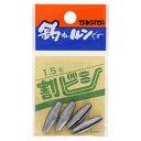 釣具のポイント東日本 楽天市場店で買える「タカタ 割ビシP 1.5号(東日本店」の画像です。価格は70円になります。