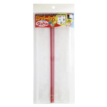ささめ針 タスカル ジッパーバッグ TKG01 L(東日本店)