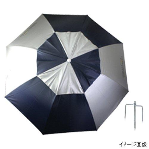 へらパラソル100 SP-914  シルバー×ネイビー(東日本店)