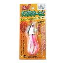 ナカジマ(NAKAZIMA) ごきげん タコダンサーミニ ピンク/ホワイト【釣具のポイント】【RCP】