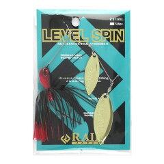 レベルスピン 1/2oz #LS011(インフェルノ)【釣具のポイント】【RCP】