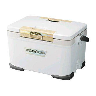 SHIMANO (SHIMANO) フィクセルプレミアム 300 ZF-030N ice white air conditioner box