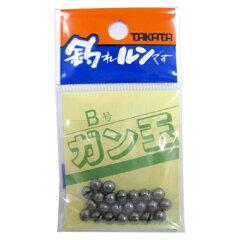 タカタ(TAKATA) ガン玉P B【釣具のポイント】
