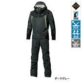 シマノ(SHIMANO) ゴアテックス マスタースーツ RA−014P XL ダークグレー