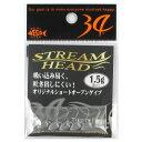 34 ストリームヘッド 1.5g【ゆうパケット】