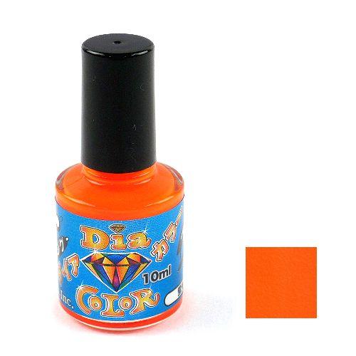 東邦産業 ダイアカラー 10ml 蛍光オレンジ画像