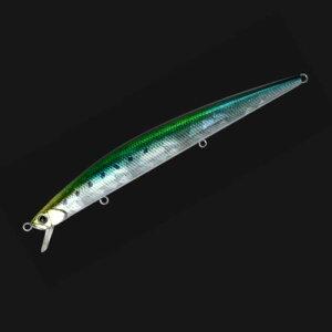 デュオ(DUO) タイドミノー(Tide Minnow) スリム 140フライヤー K15(ブルーグリーン...