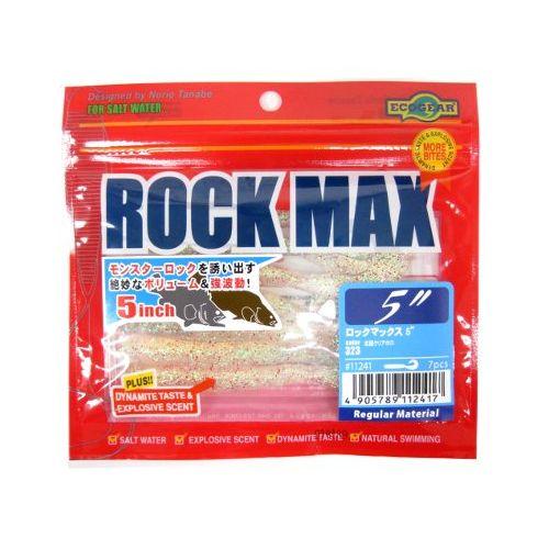 マルキューエコギアロックマックス5インチ323(北陸クリアホロ)【ゆうパケット】