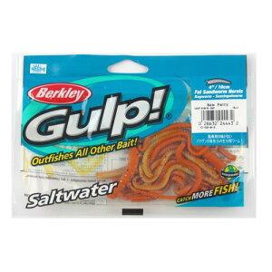 Berkley(バークレイ) ガルプ(GULP) ファットサンドワーム4ニューペニー【釣具のポイント】...