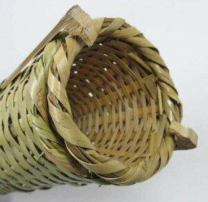 竹製ウナギとり