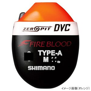 シマノ ファイアブラッド ゼロピット DVC TYPE-A FL-111P M 2B オレンジ