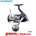 【3月入荷予定/ご予約受付中】シマノ ツインパワー SW 8000HG [2021年モデル]※他商品との同時注文不可/代引不可/