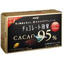 明治 チョコレート効果カカオ95% 60g×5入