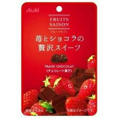 アサヒフード&ヘルスケア フルーツセゾン 苺とショコラ 40g×8入(11月上旬頃入荷予定)