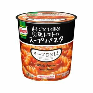 味の素 クノール スープDELI 完熟トマトのスープパスタ 6入