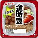 菊池食品 北海道産金時豆 140g×6入
