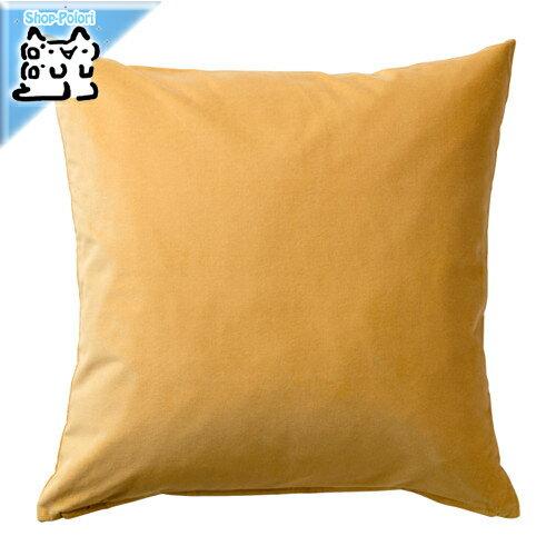 【IKEA Original】SANELA -サネーラ- クッションカバー ゴールデンブラウント 50x50 cm