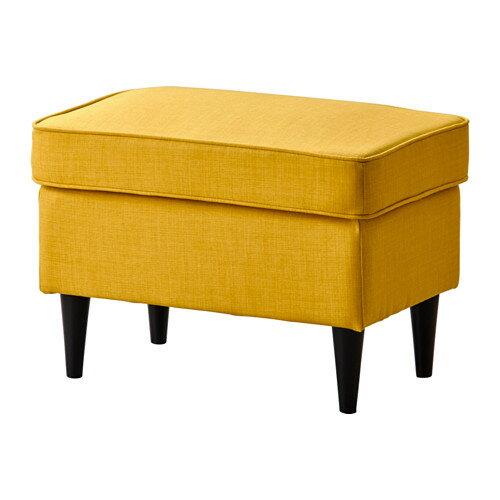 IKEA(イケア)『ストランドモン オットマン』