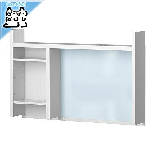 【IKEA Original】ikea デスク MICKE -ミッケ- ワークデスク 追加ユニット 高 ホワイト 105x65 cm