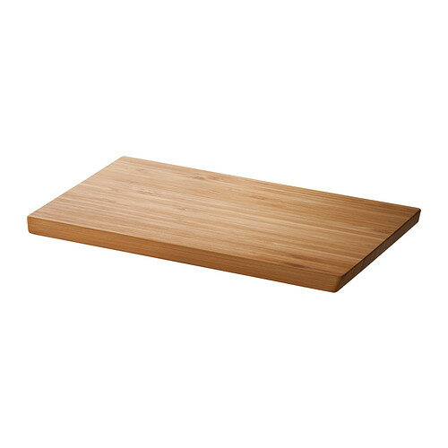 【IKEA Original】APTITLIG -アプティートリグ- まな板 竹 45x28 cmの写真