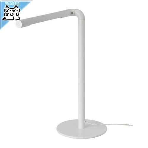 【IKEA Original】BACKLUNDA -バックルンダ- LEDワークランプ ホワイト 35cm