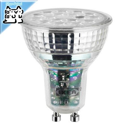 【IKEA Original】LEDARE -レーダレ- LED電球 GU10 調光器対応 電球色 2700K 600ルーメン