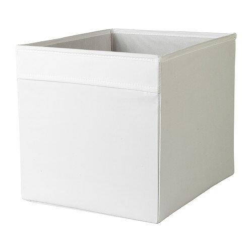 【IKEA Original】ikea 収納 ボックス DRONA -ドローナ- 収納ボックス ホワイト 33x38x33 cm