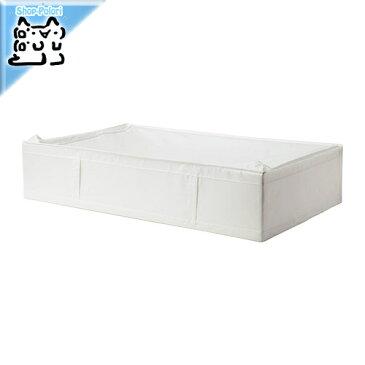 【IKEA Original】SKUBB-スクッブ- 衣類収納ケース ホワイト 93×55×19 cm