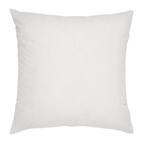 【IKEA Original】FJADRAR -フィェドラール- クッションパッド ダックフェザー クッションインナー オフホワイト 50x50 cm
