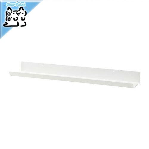 【IKEA Original】MALMBACK -マルムベック- ディスプレイシェルフ ホワイト アート用飾り棚 60 cm