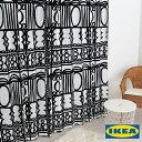 北欧カーテン 【レビーバ】【IKEA】モノクロ 綿100% おしゃれ ...