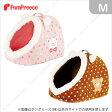 【web限定特価】(ポンポリース)巣穴カドラー マルチドット【M】 /犬猫 ドームベッド ベット